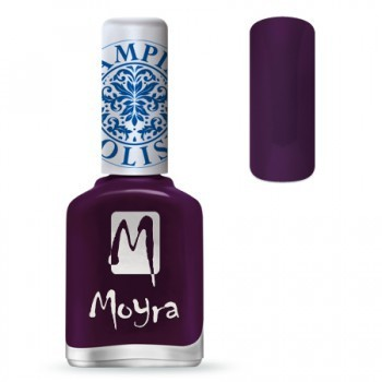 Moyra Stamping Lack -  SP 04 Purple