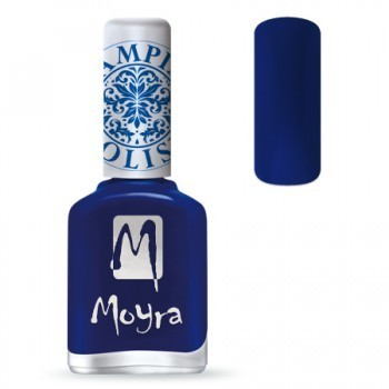 Moyra Stamping Lack - SP 05 Blue