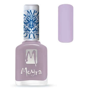 Moyra Stamping Lack - SP 16 Light Violet