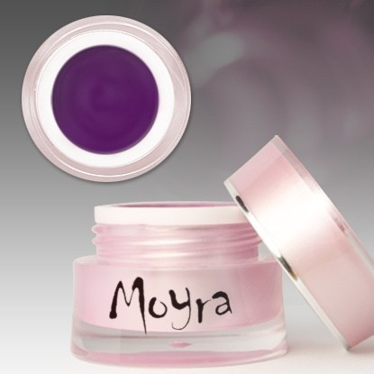 Moyra Farbgel Nr.11 - Soft Purple