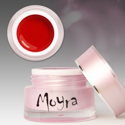 Moyra Farbgel Nr.47 - Candy Red