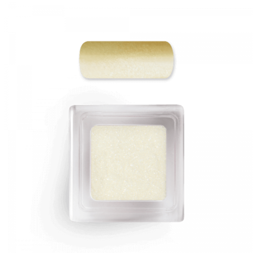 Farb Acryl Puder Nr.66 - Metal Yellow
