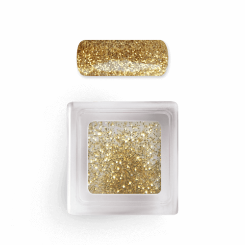Farb Acryl Puder Nr.107 - Gold Shimmer