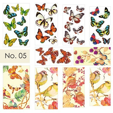 Moyra Nail Art Sticker Nr.05