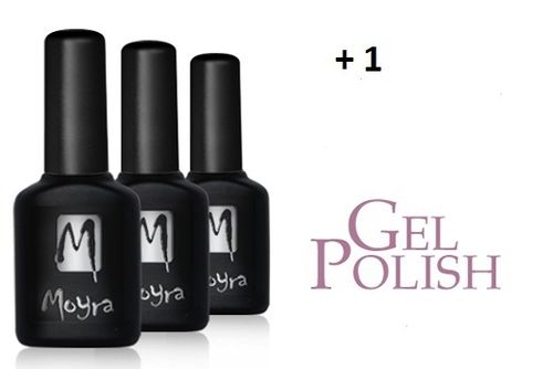 Gel Polish Set 3 + 1