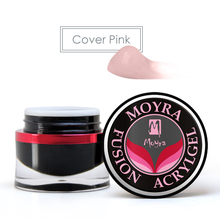 Fusion Acrylgel Cover Pink - 30 g Tiegel