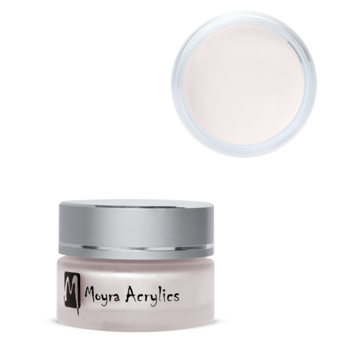 Moyra Acryl Puder French Pink - 12 g