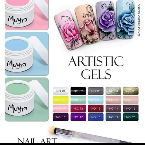 Artistic Mal Gel - Set