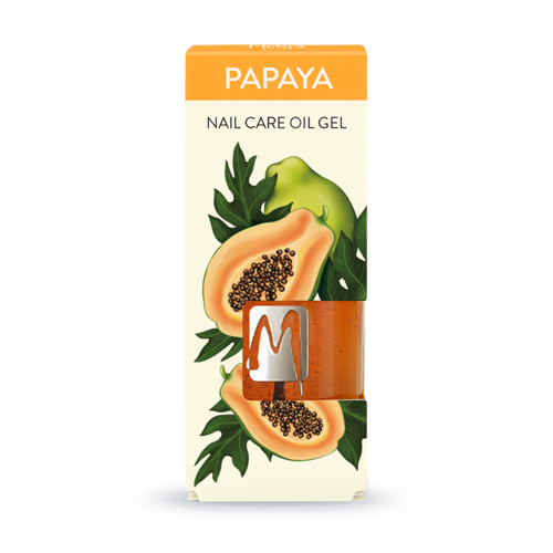 Nail Care Oil Gel - Papaya