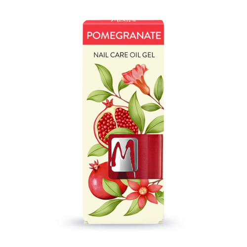 Nail Care Oil Gel - Granatapfel